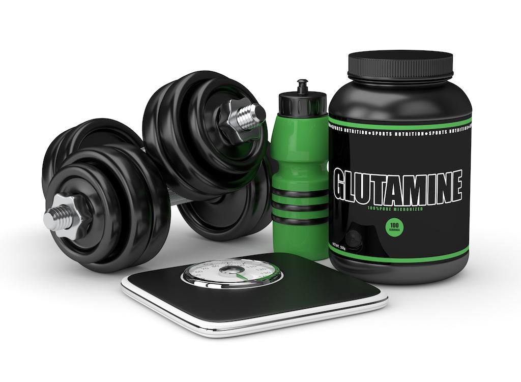 筋肉の回復を促進!グルタミンの効果と飲み方